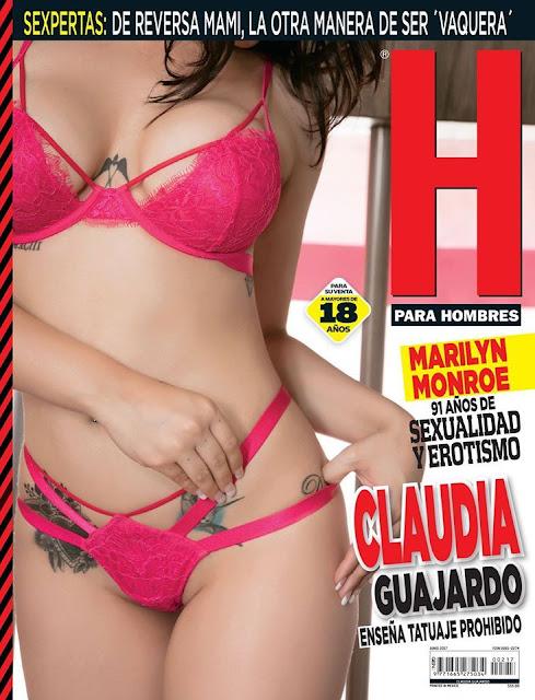 Claudia Guajardo Revista H Junio 2017