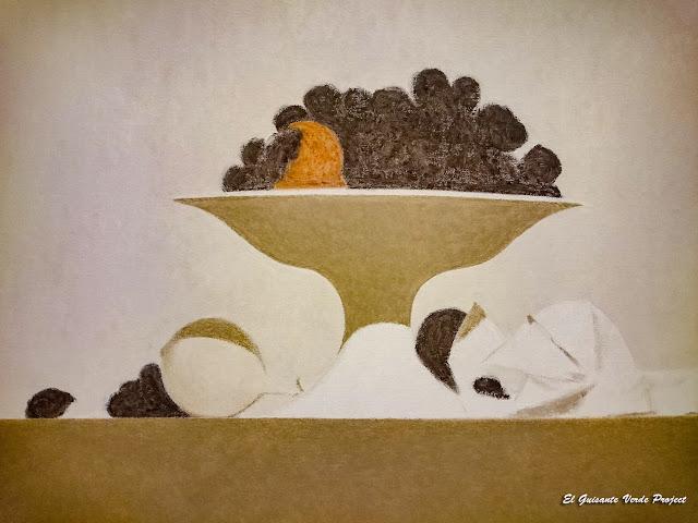 Naturaleza muerta de la granada, Juan José Aquerreta - Museo Bilbao por EGVP