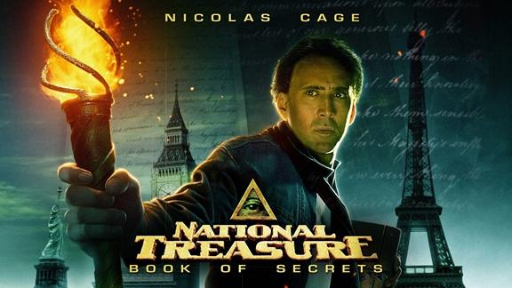 Movie And Tv Cast Screencaps National Treasure Book Of Secrets 2007 Directed By Jon Turteltaub 291 Screen Caps