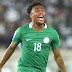 """I can't sing Nigeria's national anthem"" – Alex Iwobi"