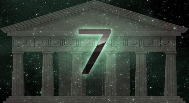 Ο μυστήριος αριθμός 7: Ποιοι είναι οι λόγοι που οι αρχαίοι Έλληνες τον θεωρούσαν «μαγικό»