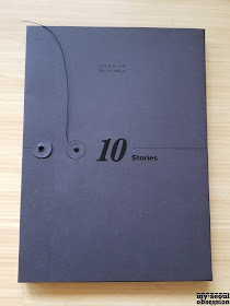My Seoul Obsession Kim Sung Kyu 10 Stories 1st Full Album Big Size Limited Edition Review
