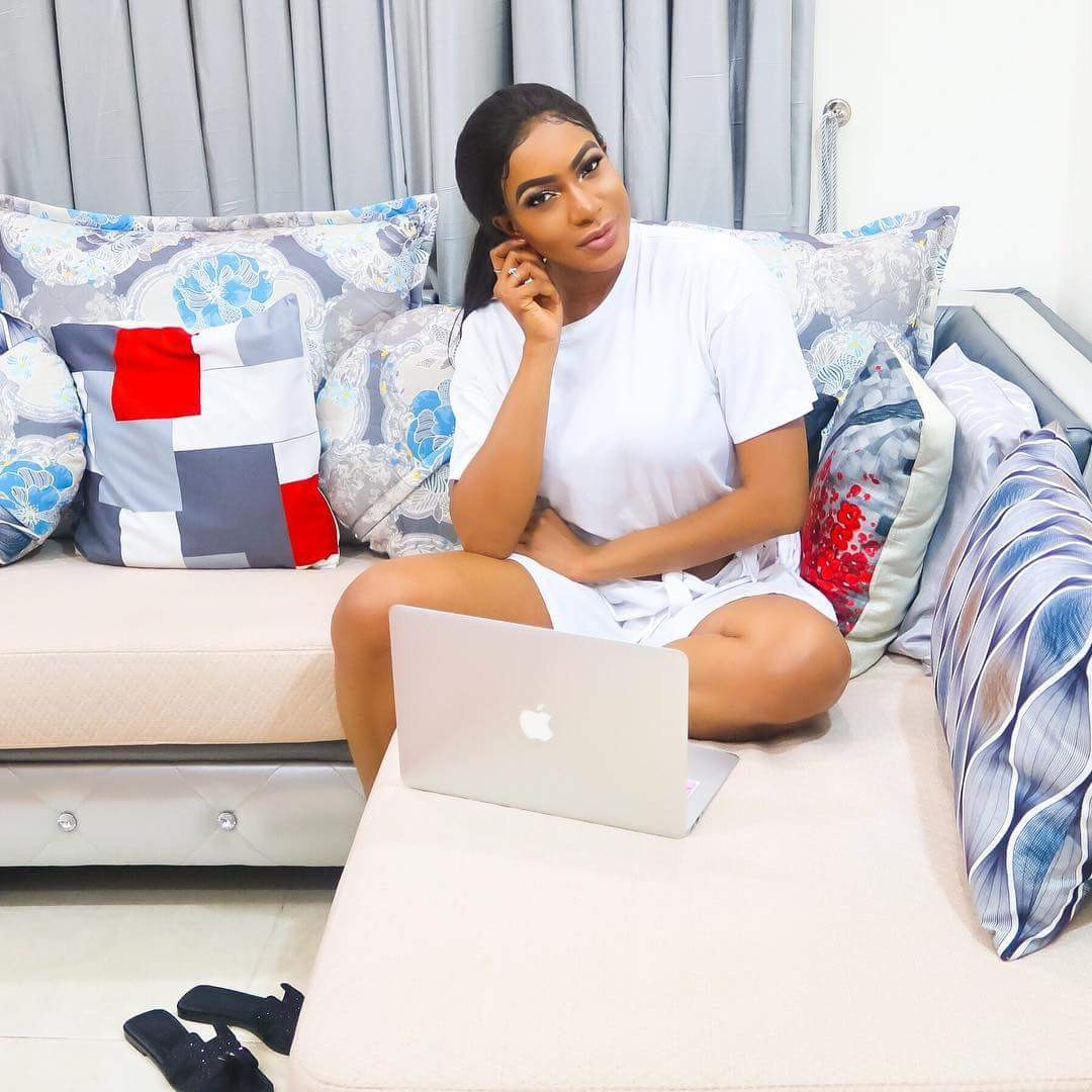 Chika Ike dazzles in new photos