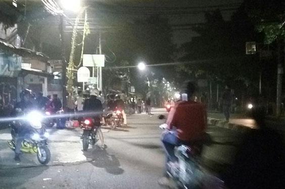 Kembali Terjadi Tawuran Antarpemuda di Palmerah Jakarta Barat