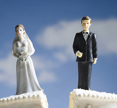 Marriage Is In Deep Trouble