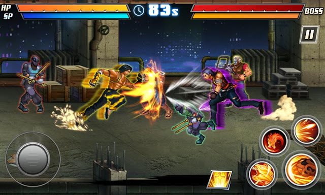 Death Street Fight 2 MOD APK