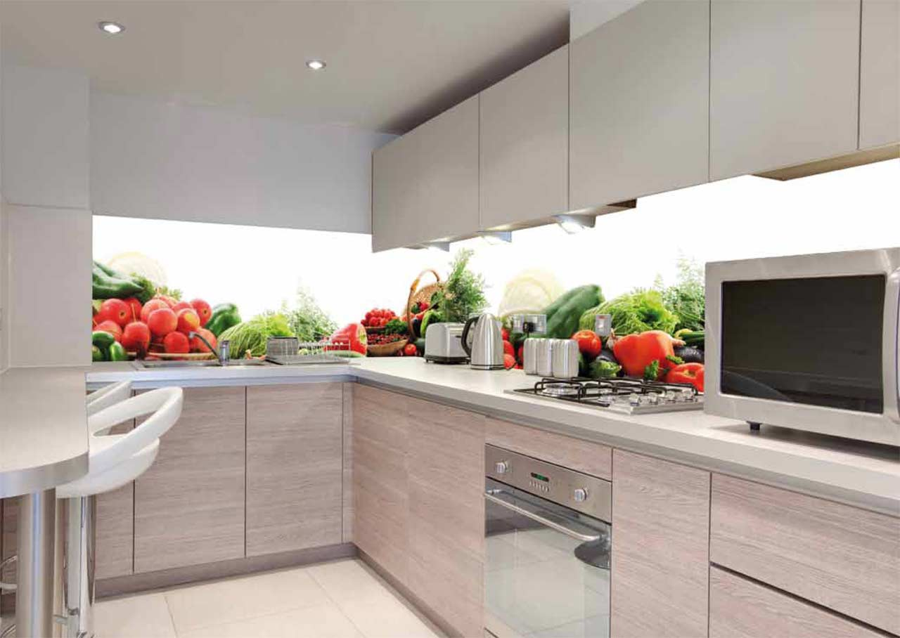 Kitchen Wall Coverings Remodeled Ideas Choosing The Best Panels From Different Materials