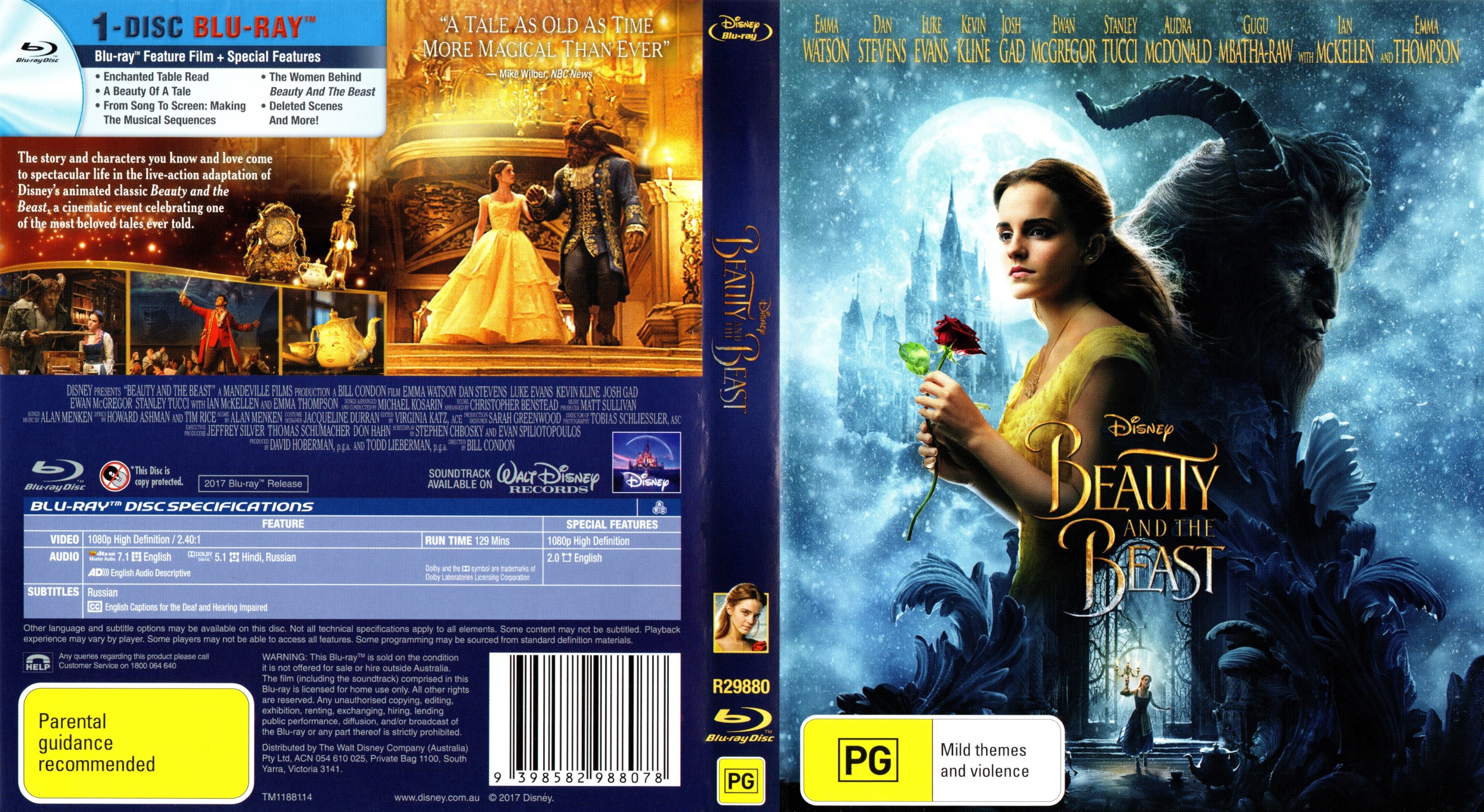 beauty and the beast in hindi 2017