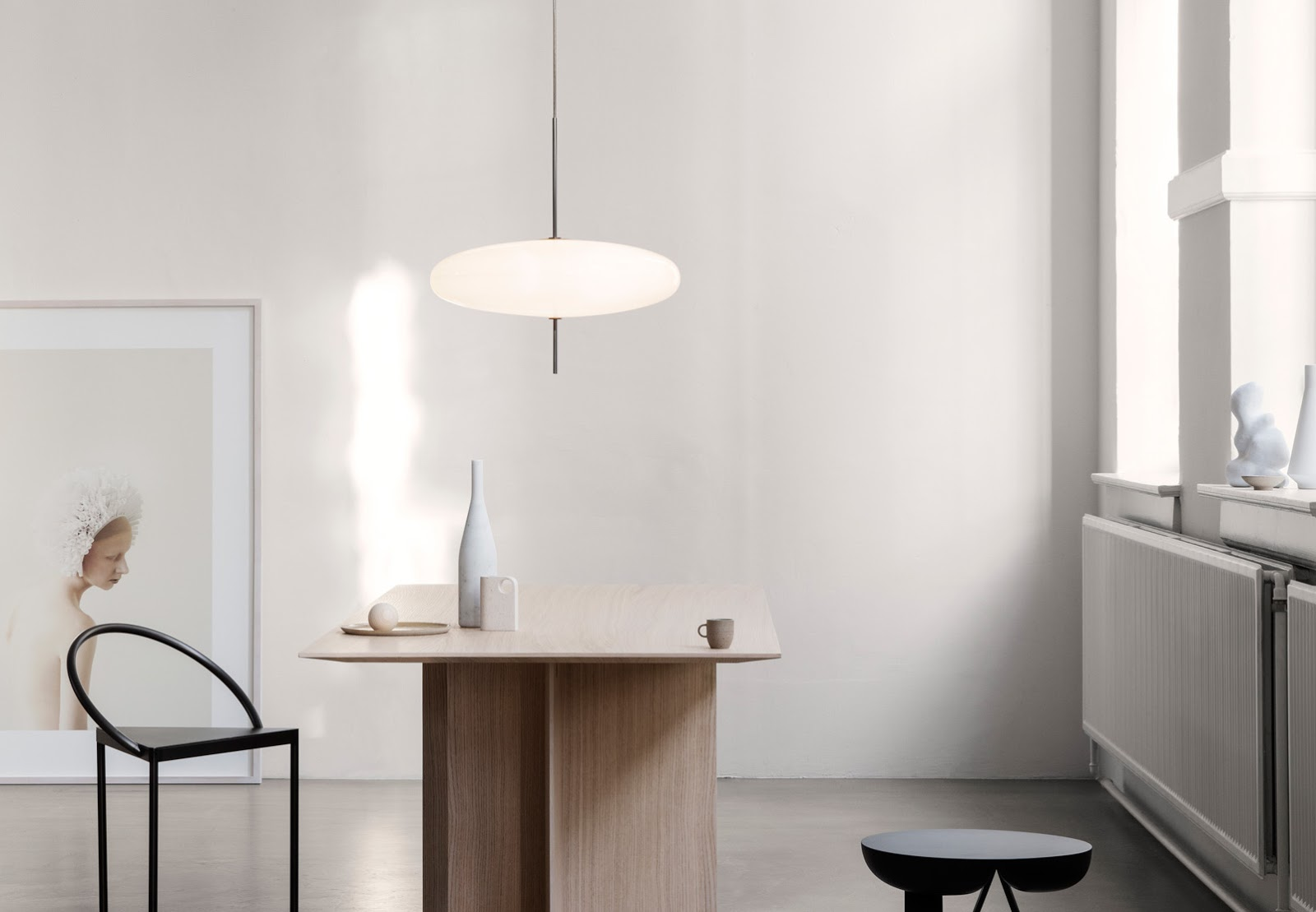 Focus on: Model 2065 lamp