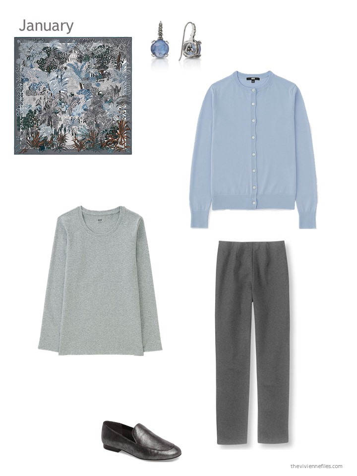 The vivienne files capsule wardrobes inspired by art and for Jardin a sintra hermes