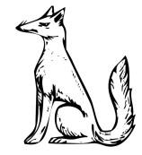 Blason escudo de armas zorro significado heraldica