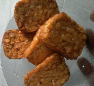 bumbu tempe goreng tradisional