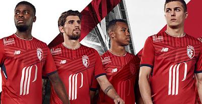 New Balance Lille 17-18 Home 76fc1881f