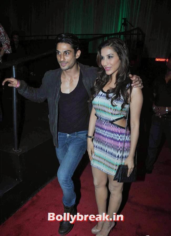 Prateik Babbar and Sophie Choudhary, Hot Celebs at Signature International Fashion Weekend
