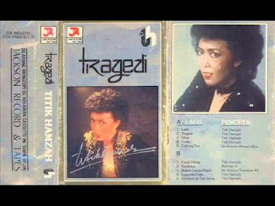 Lirik Lagu Titik Hamzah - Surabaya