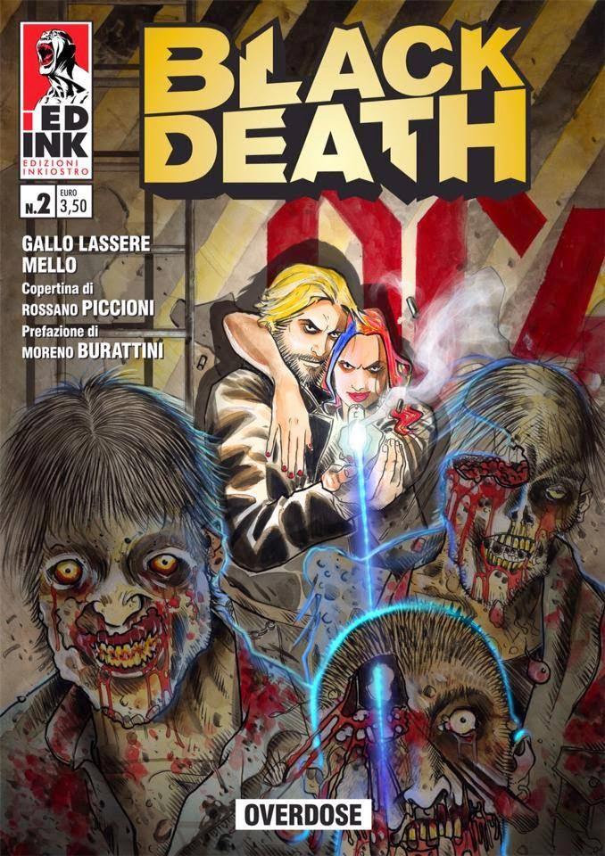 Black Death #2 - Overdose (Inkiostro Edizioni)