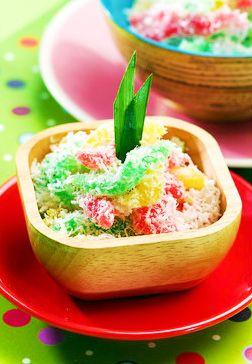 resep kue cenil tepung kanji