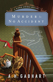 BookReview & ReadAnExcerpt Murder is No Accident by A.H. Gabhart