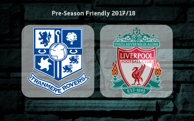 Tranmere Rovers vs Liverpool Full Match Replay 10 July 2018