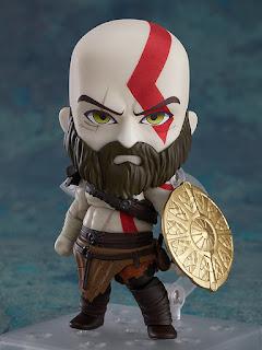 "Nendoroid Kratos de ""God of War"" - Good Smile Company"
