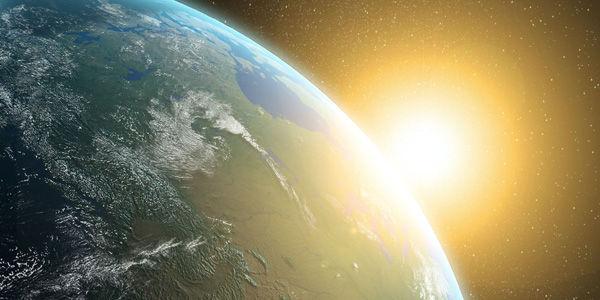 El Sol desde la Tierra