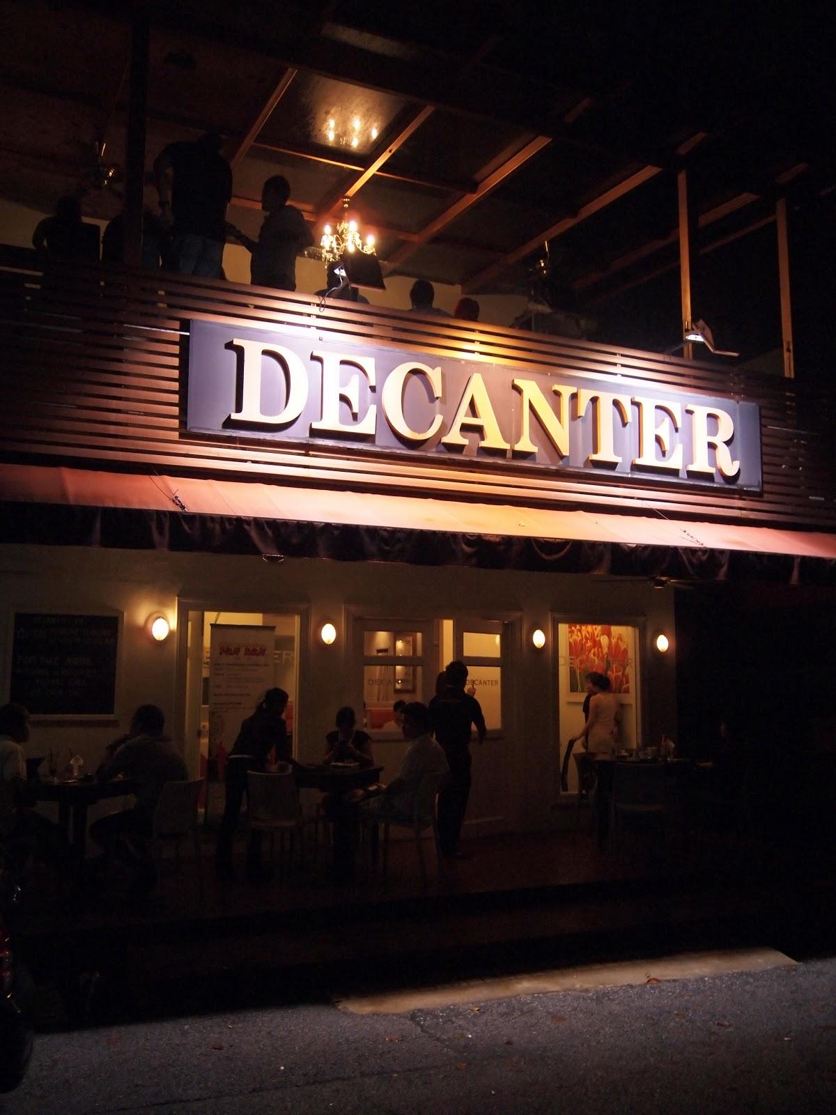 Decanter @ PJ Section 17 | Jolvlee