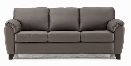 Service Sofa Kulit Chesterfield