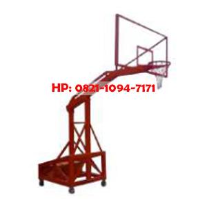 Ring basket portable tidak dapat dilipat tanpa busa
