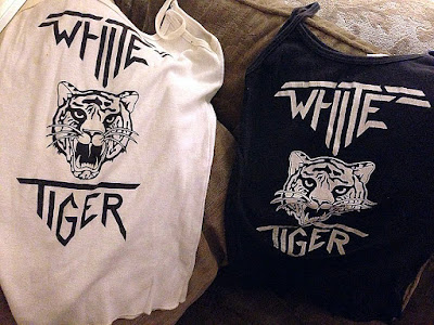 White Tiger shirts