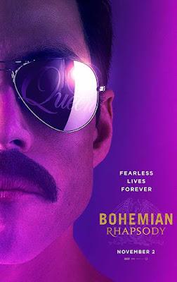 Poster Bohemian Rhapsody 2018 Hindi HD 720p