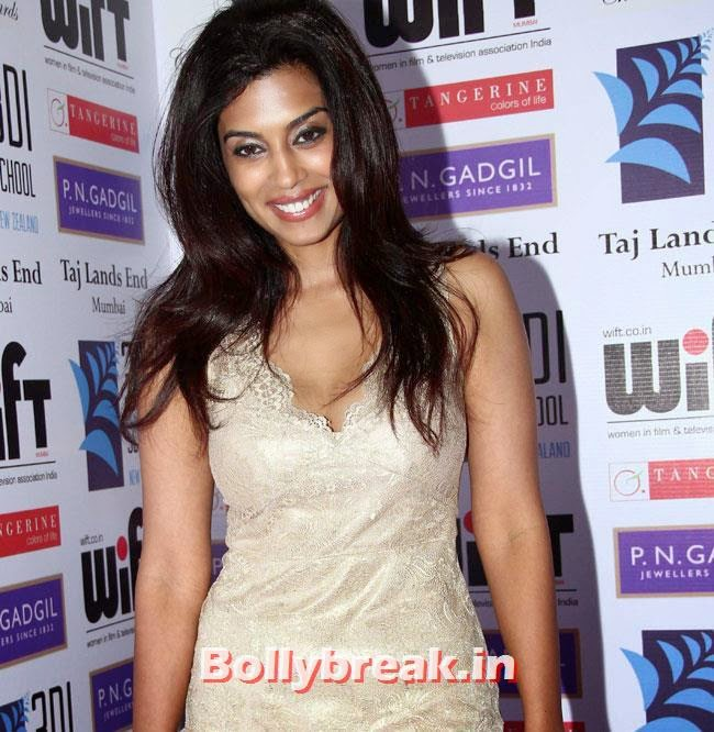 Masumeh Makhija, Pallavi Sharda, Masumeh Makhija at WIFT National Women Achievers Awards 2014