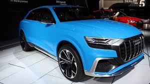 Audi Q8 Car 2018 Mobile World 2019