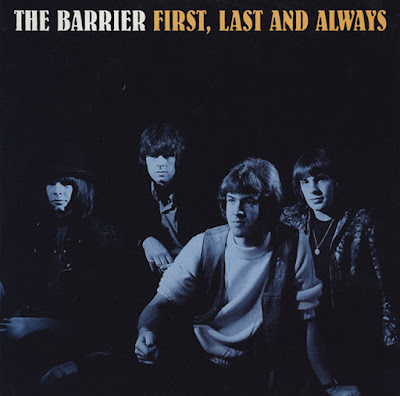 The Barrier  - First, Last and Always 7