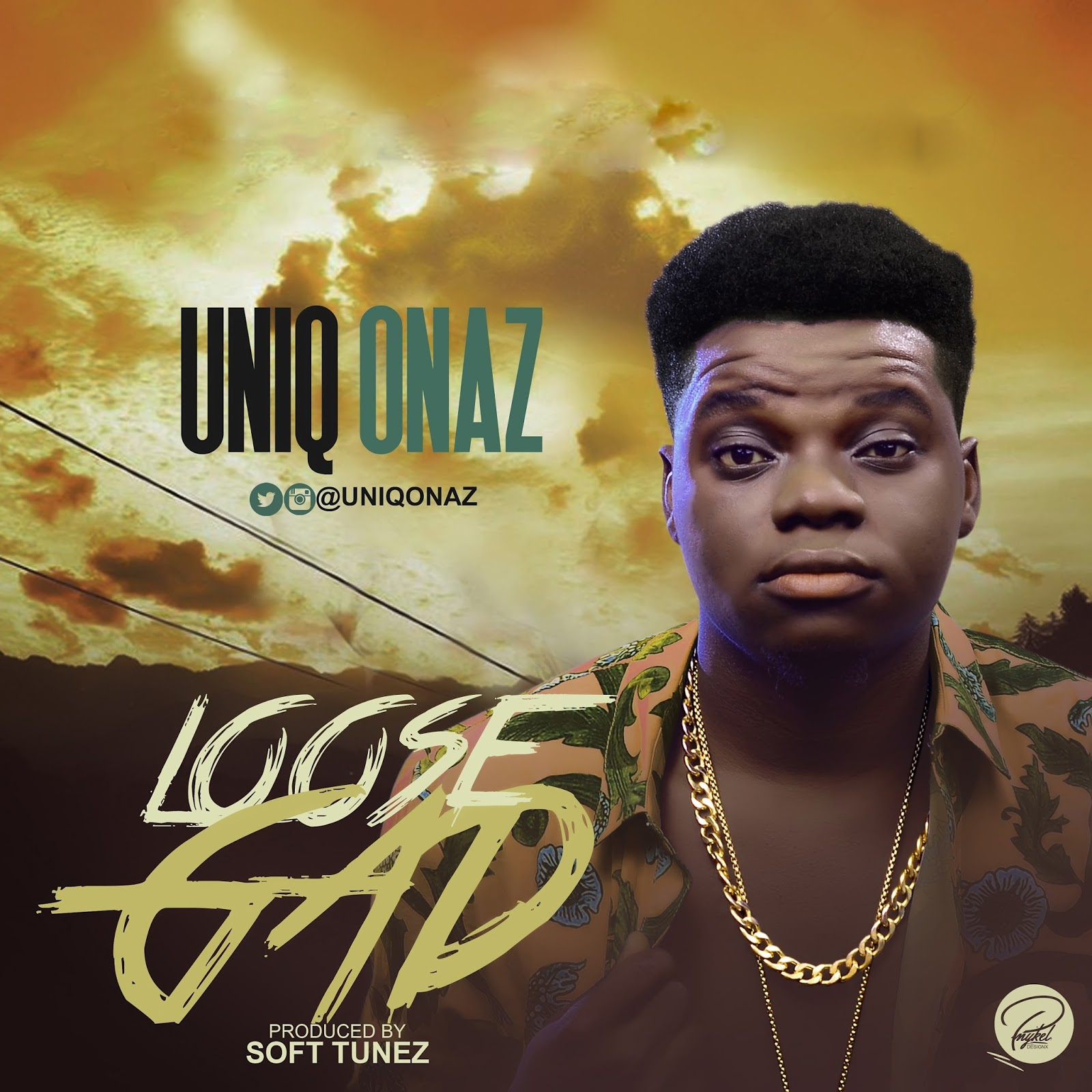 Music: Uniq Onaz - Loose Gad (Prod. Soft Tunez) | @Uniqonaz