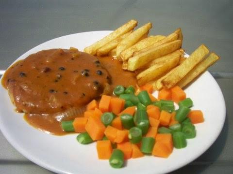 Resep Steak Tempe Tanpa Daging