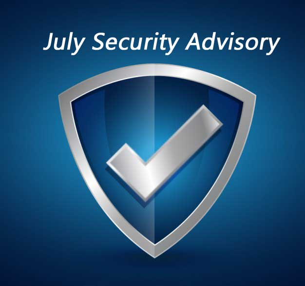 July Security Update