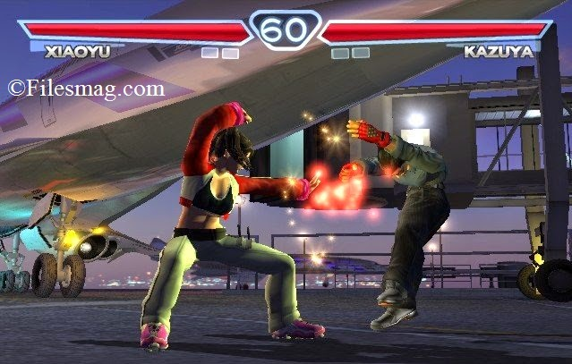 Tekken 4 Game For PC Free Download