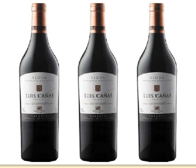 Rượu vang Luis Canas 1a Familia - Rượu vang Tây Ban Nha