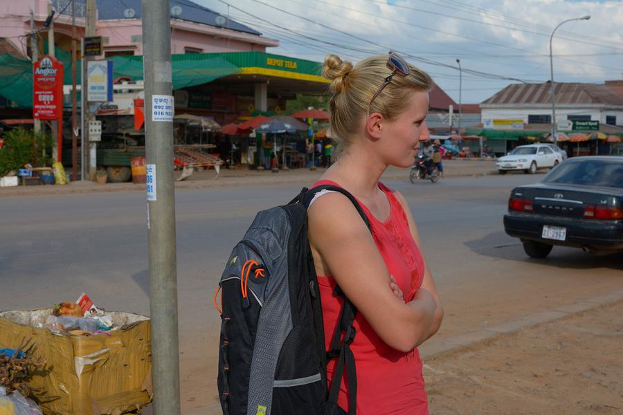 siem reap, Aranyaprathet / Poipet, przejście graniczne Tajlandii z Kambodżą