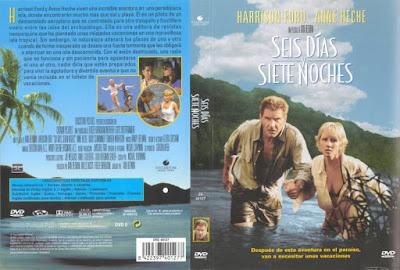 Seis días y siete noches (1998)