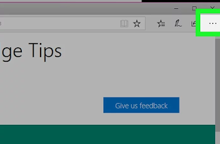How to change homepage on windows 10?