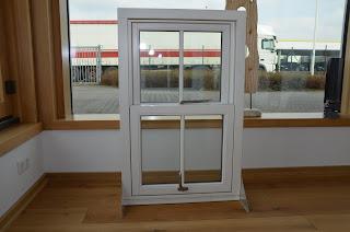 Деревянное окно из Англии