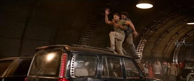 Naa peru Surya Naa illu India fight scenes