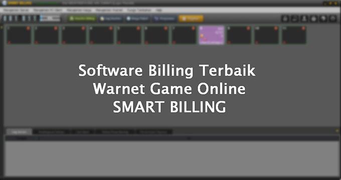 Smart Billing GWarnet - Solusi Software Billing Terbaik Warnet Game Online