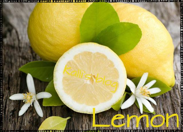 Λεμονάκι...μυρωδάτο!!!