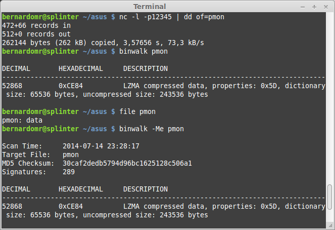 w00tsec: Hacking Asus RT-AC66U and Preparing for SOHOpelesslyBroken CTF