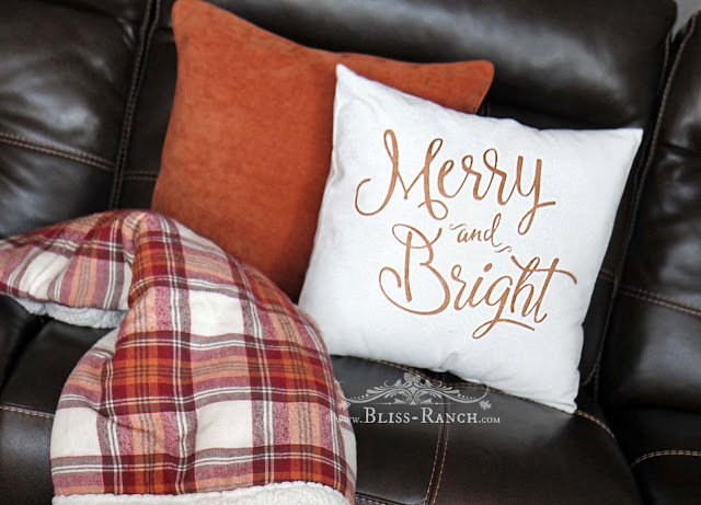 Plaid Pillows Sew A Fine Seam, Bliss-Ranch.com