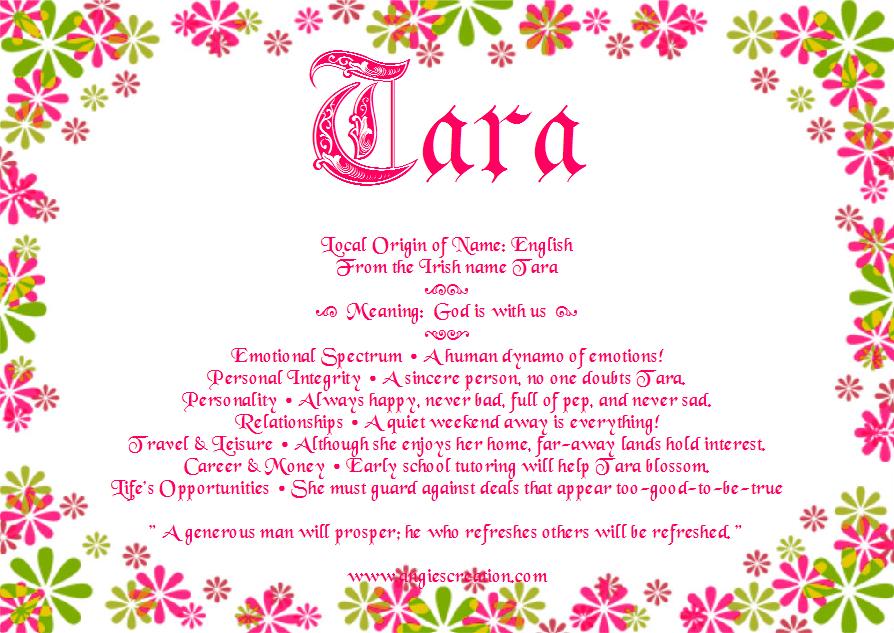 Tara  Angie's Art Creations