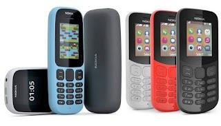 Nokia 105 dan Nokia 130 Resmi Dirilis, Dijual Mulai Dari Rp200 Ribuan