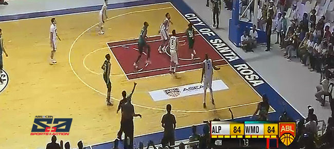 Westports Malaysia Dragons def. Alab Pilipinas, 101-91 in OT (REPLAY VIDEO) March 5